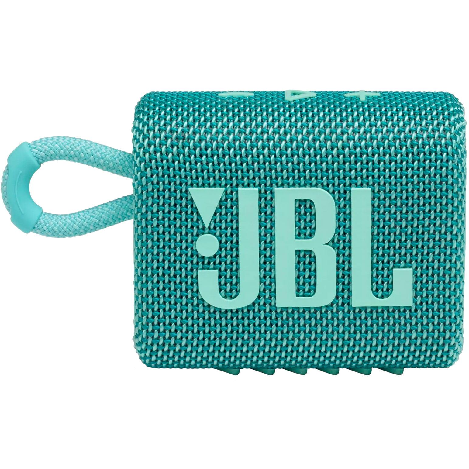 Boxa portabila JBL GO 3, Wireless, Bluetooth, IPX7 Waterproof, Teal