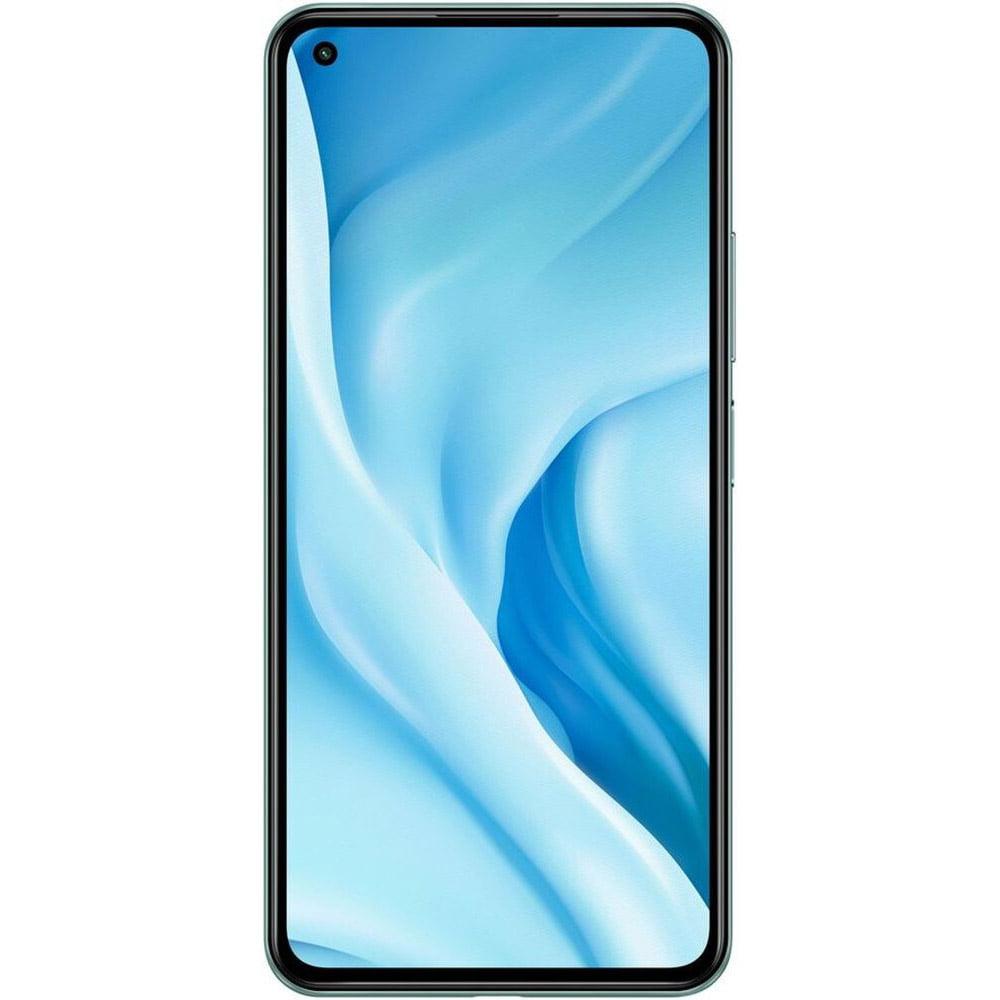 Telefon mobil Xiaomi Mi 11 Lite, Dual SIM, 256GB, 8GB RAM, 5G, Mint Green