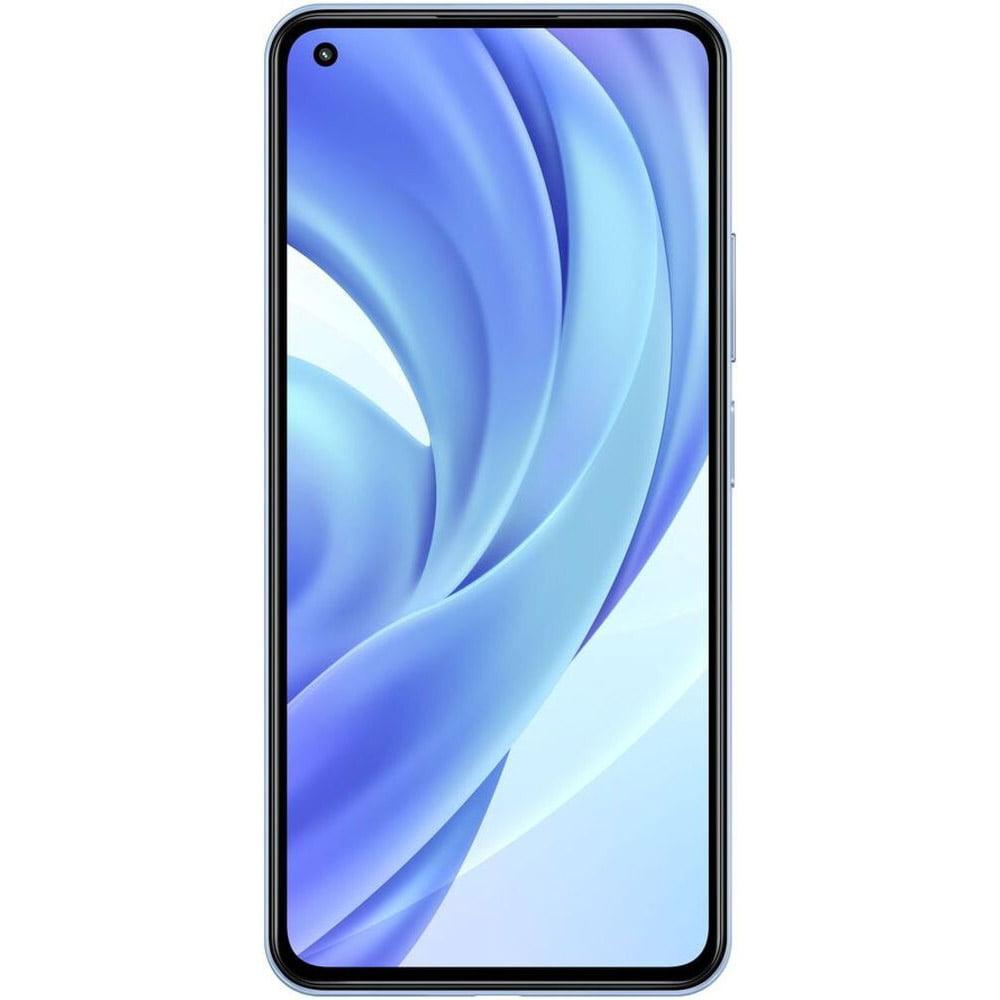 Telefon mobil Xiaomi Mi 11 Lite, Dual SIM, 128GB, 8GB RAM, 4G, Bubblegum Blue