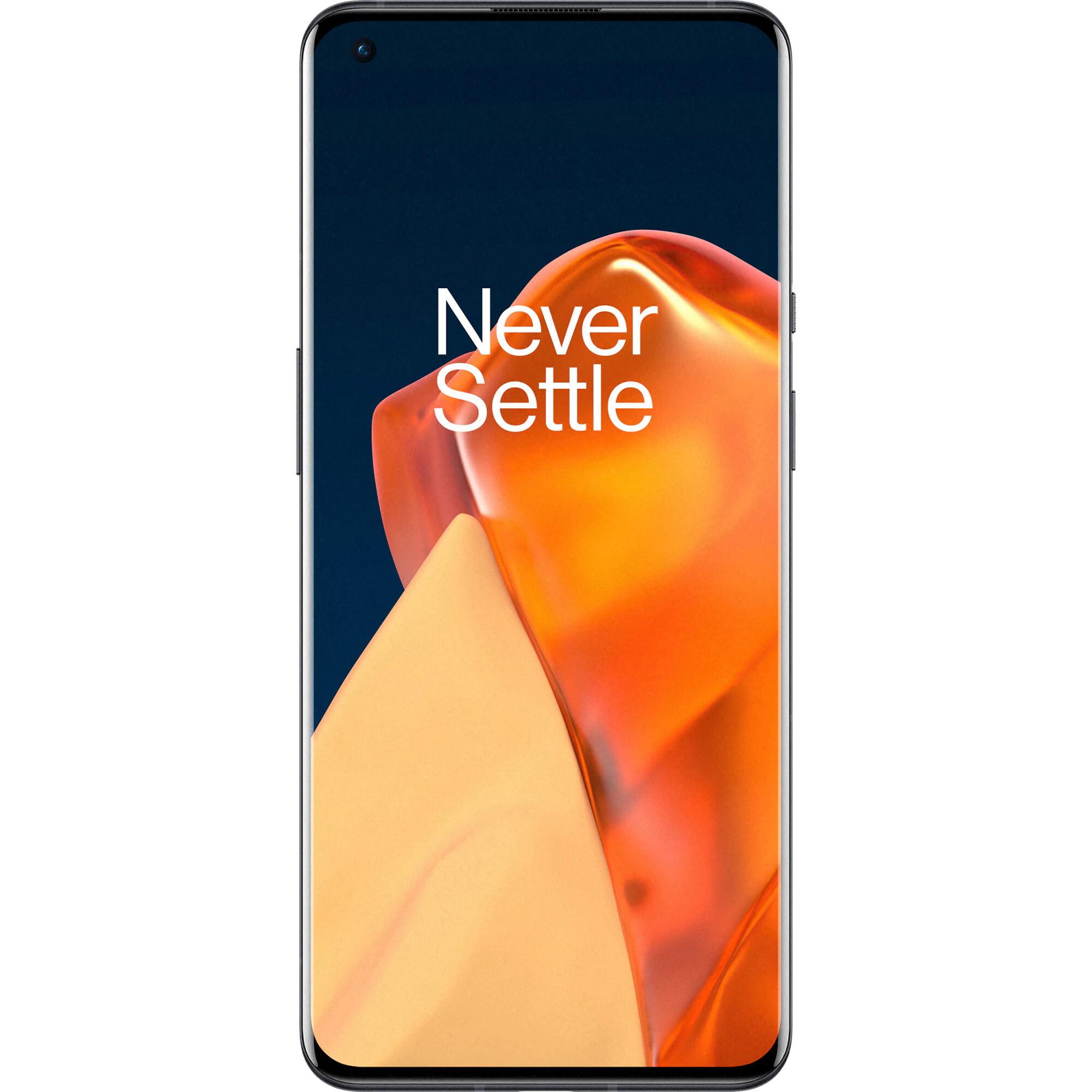 Telefon mobil OnePlus 9 Pro, Dual SIM, 256GB, 12GB RAM, 5G, Stellar Black