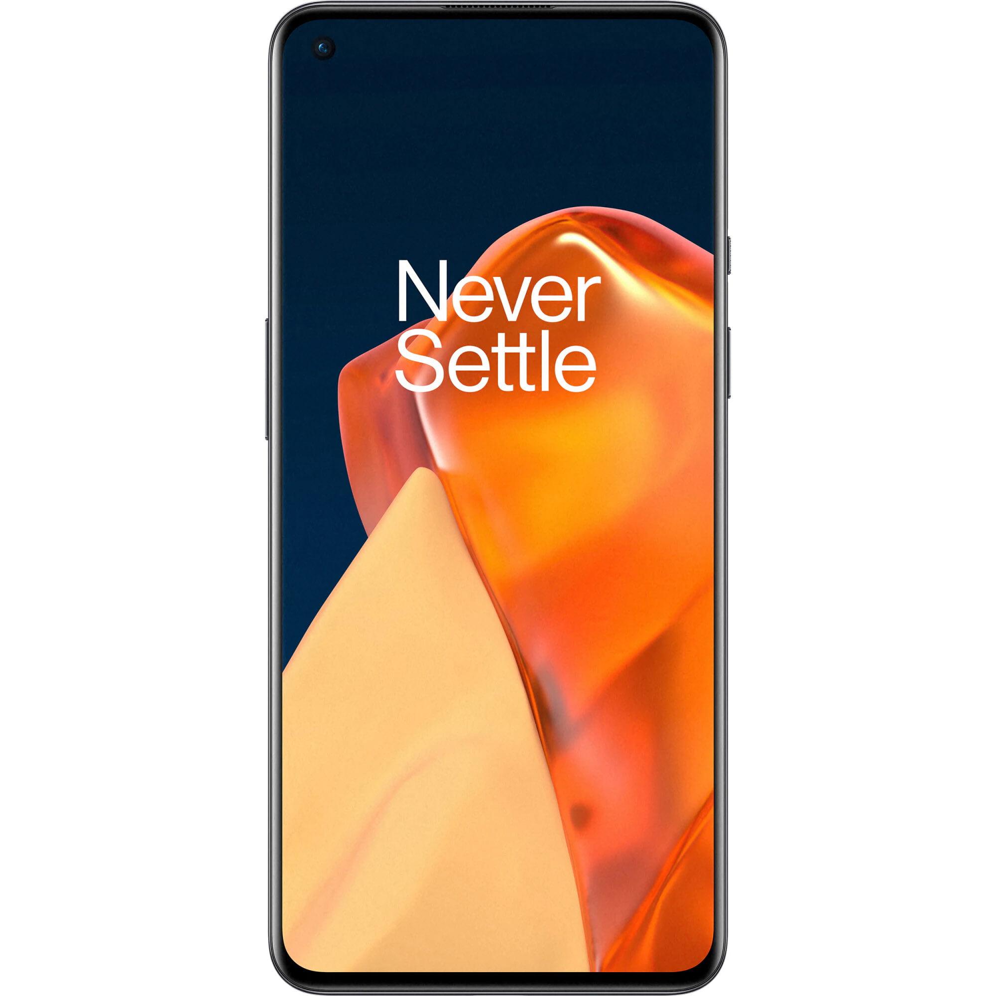 Telefon mobil OnePlus 9, Dual SIM, 256GB, 12GB RAM, 5G, Astral Black