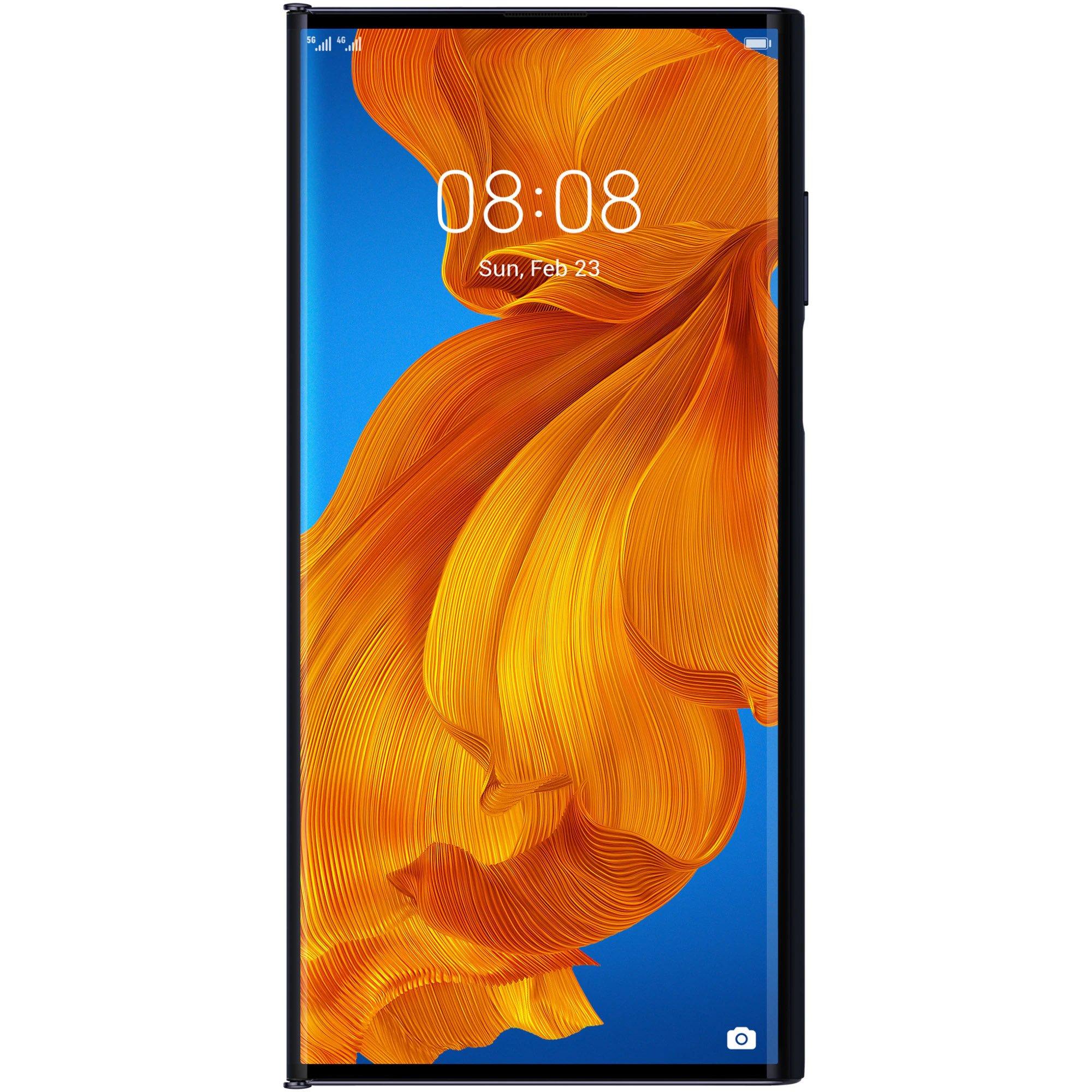Telefon mobil Huawei Mate XS, Dual SIM, 512GB, 8GB RAM, 5G, Interstellar Blue