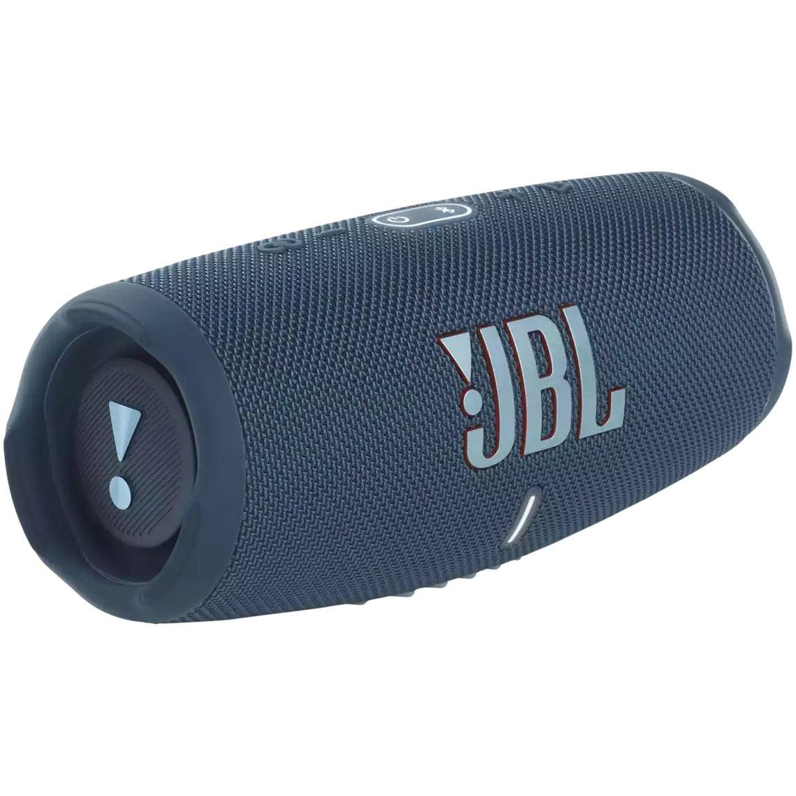 Boxa portabila JBL Charge 5, Wireless, Bluetooth, PartyBoost, Powerbank 7500mAh, IP67, Blue