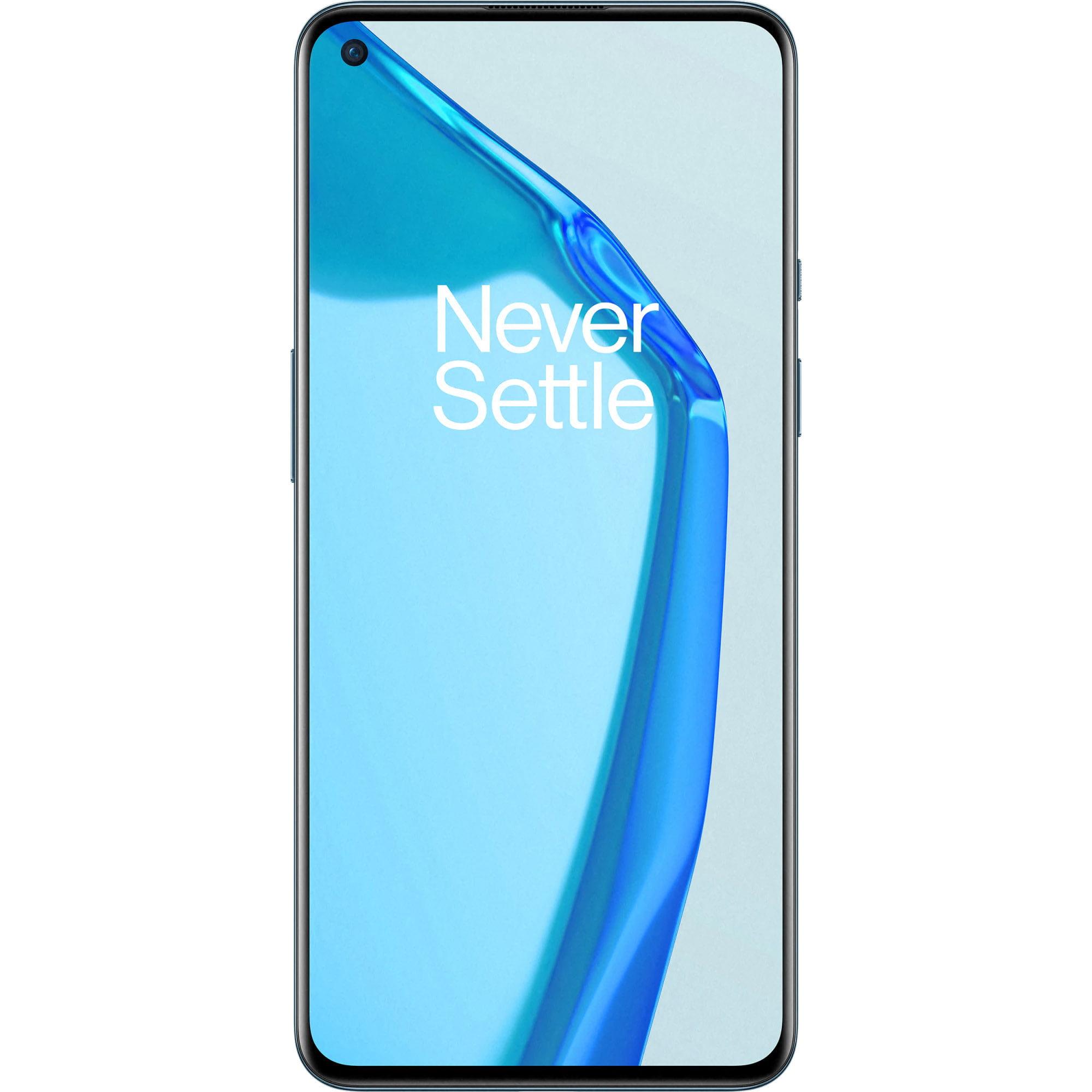 Telefon mobil OnePlus 9, Dual SIM, 128GB, 8GB RAM, 5G, Arctic Sky