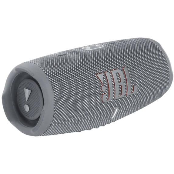 Boxa portabila JBL Charge 5, Wireless, Bluetooth, PartyBoost, Powerbank 7500mAh, IP67, Grey