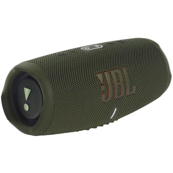 Boxa portabila JBL Charge 5, Wireless, Bluetooth, PartyBoost, Powerbank 7500mAh, IP67, Forest Green
