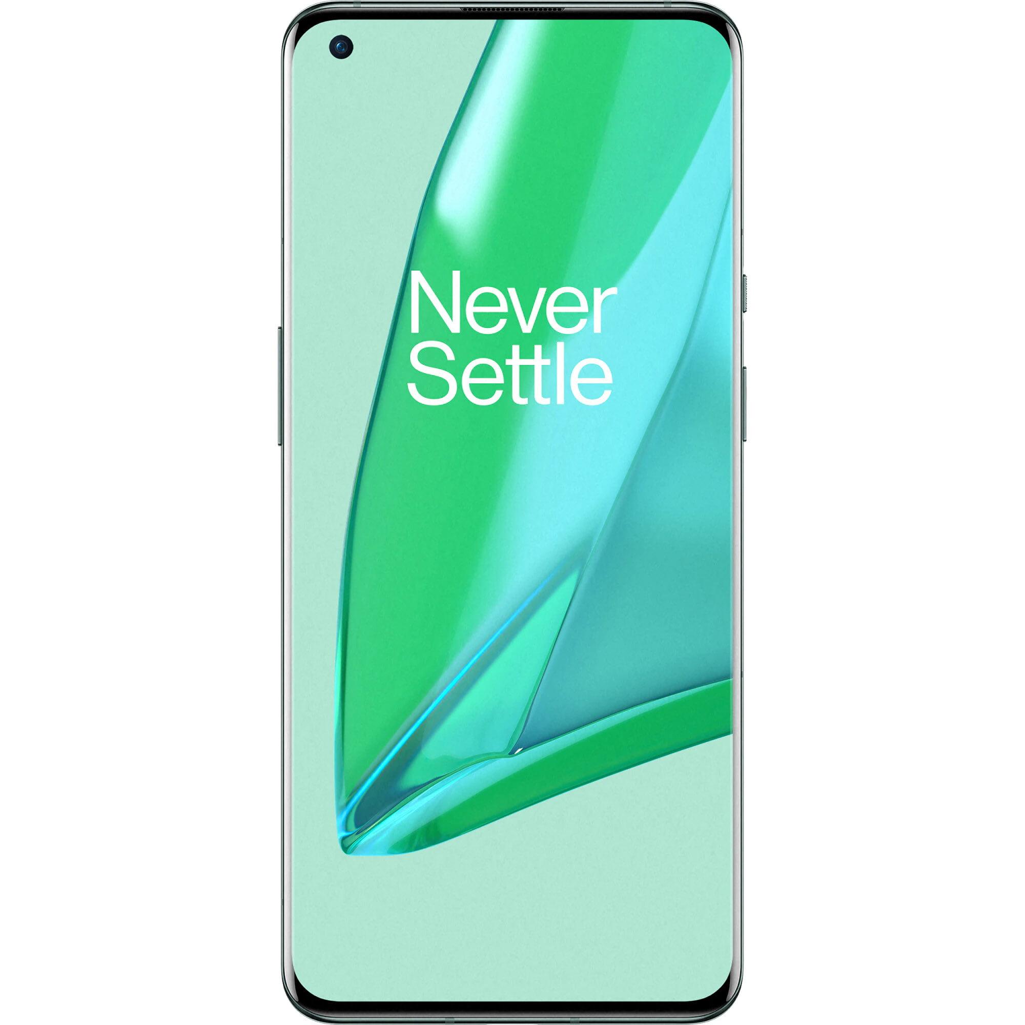 Telefon mobil OnePlus 9 Pro, Dual SIM, 256GB, 8GB RAM, 5G, Pine Green