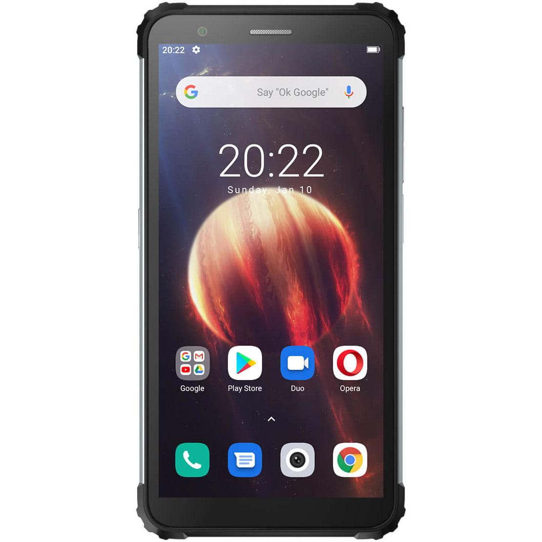 Telefon mobil Blackview BV6600, Dual SIM, 64GB, 4GB RAM, 4G, Black