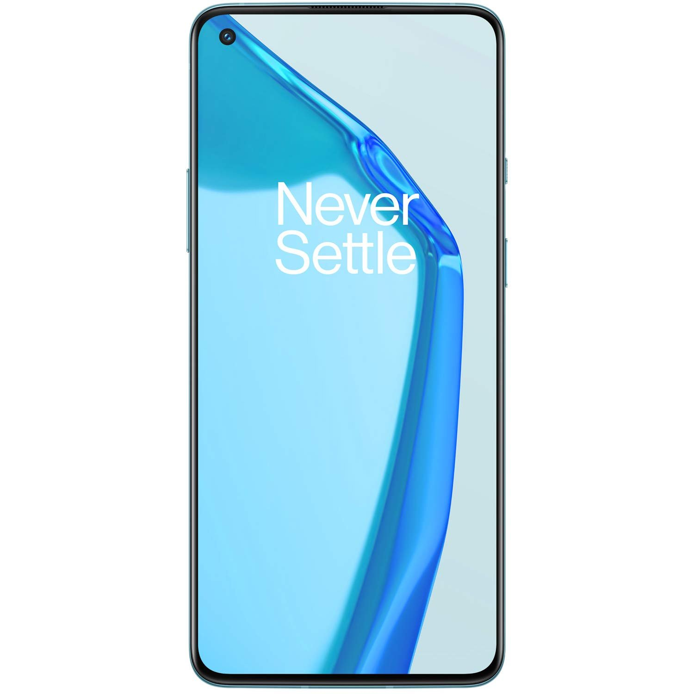 Telefon mobil OnePlus 9R, Dual SIM, 256GB, 8GB RAM, 5G, Lake Blue
