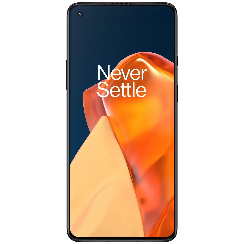 Telefon mobil OnePlus 9R, Dual SIM, 256GB, 8GB RAM, 5G, Carbon Black