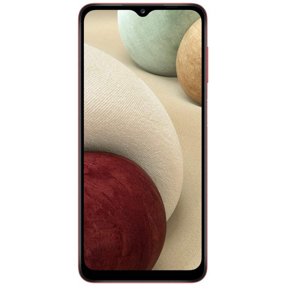 Telefon mobil Samsung Galaxy A12, A217, Dual SIM, 128GB, 4GB RAM, 4G, Red