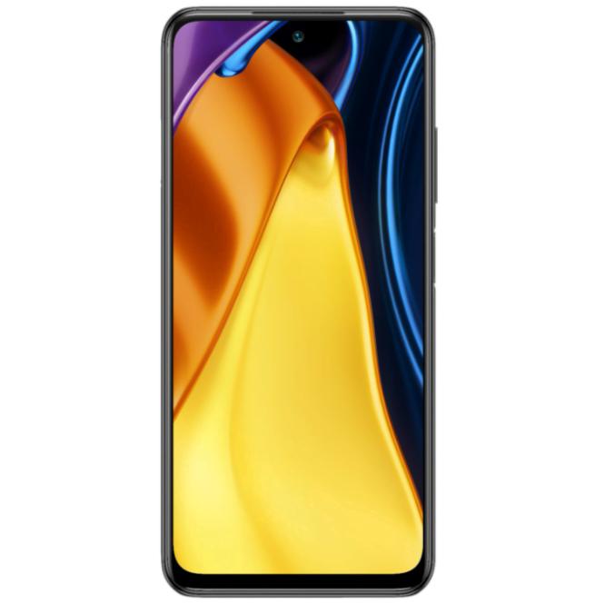 Telefon mobil Xiaomi Poco M3 Pro, Dual SIM, 128GB, 6GB RAM, 5G, Power Black