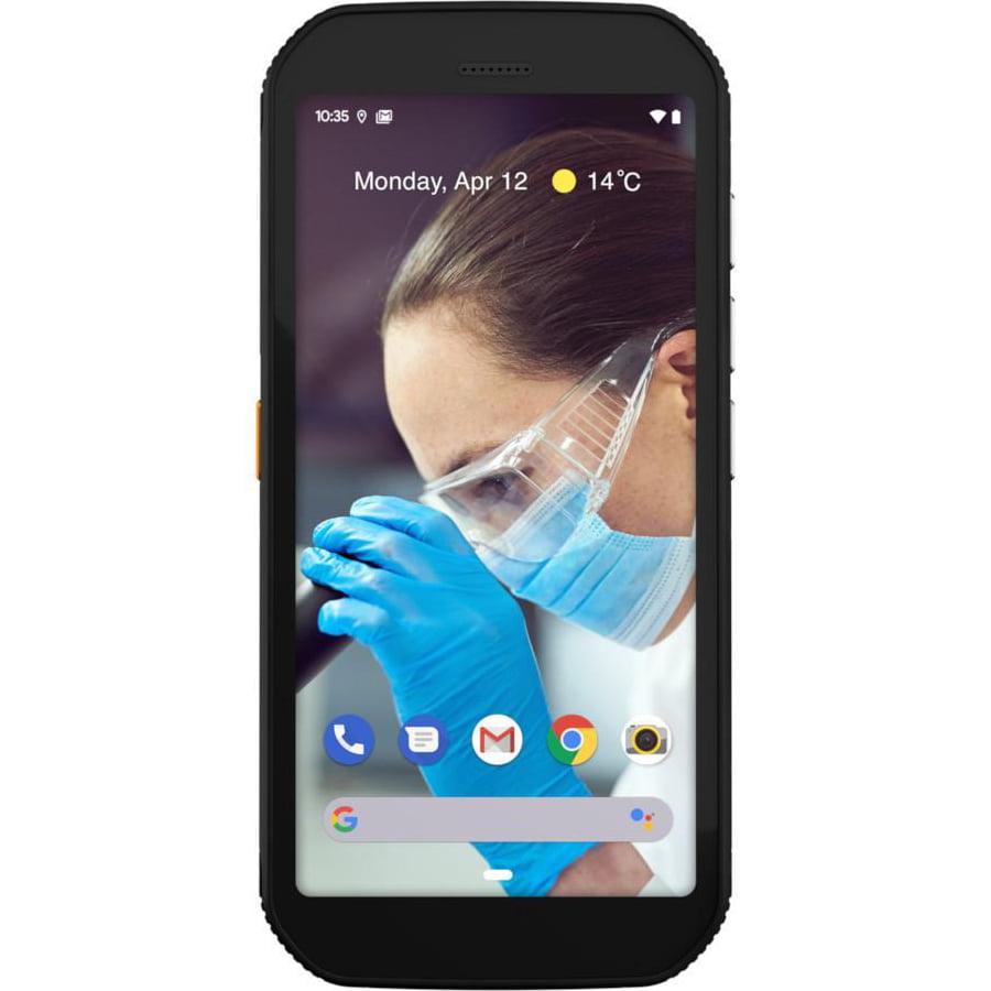 Telefon mobil Caterpillar CAT S42 H+, Dual SIM, 32GB, 3GB RAM, 4G, Black