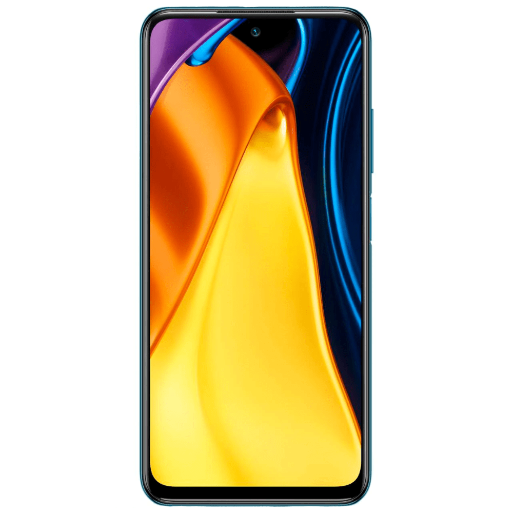 Telefon mobil Xiaomi Poco M3 Pro, Dual SIM, 128GB, 6GB RAM, 5G, Cool Blue