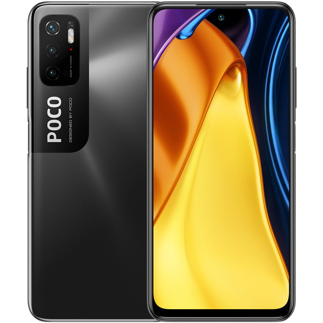 Telefon mobil Xiaomi Poco M3 Pro, Dual SIM, 128GB, 6GB RAM, 4G, Power Black