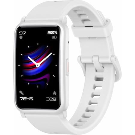 Ceas smartwatch Honor Watch ES, 48mm, GPS, Icelandic White
