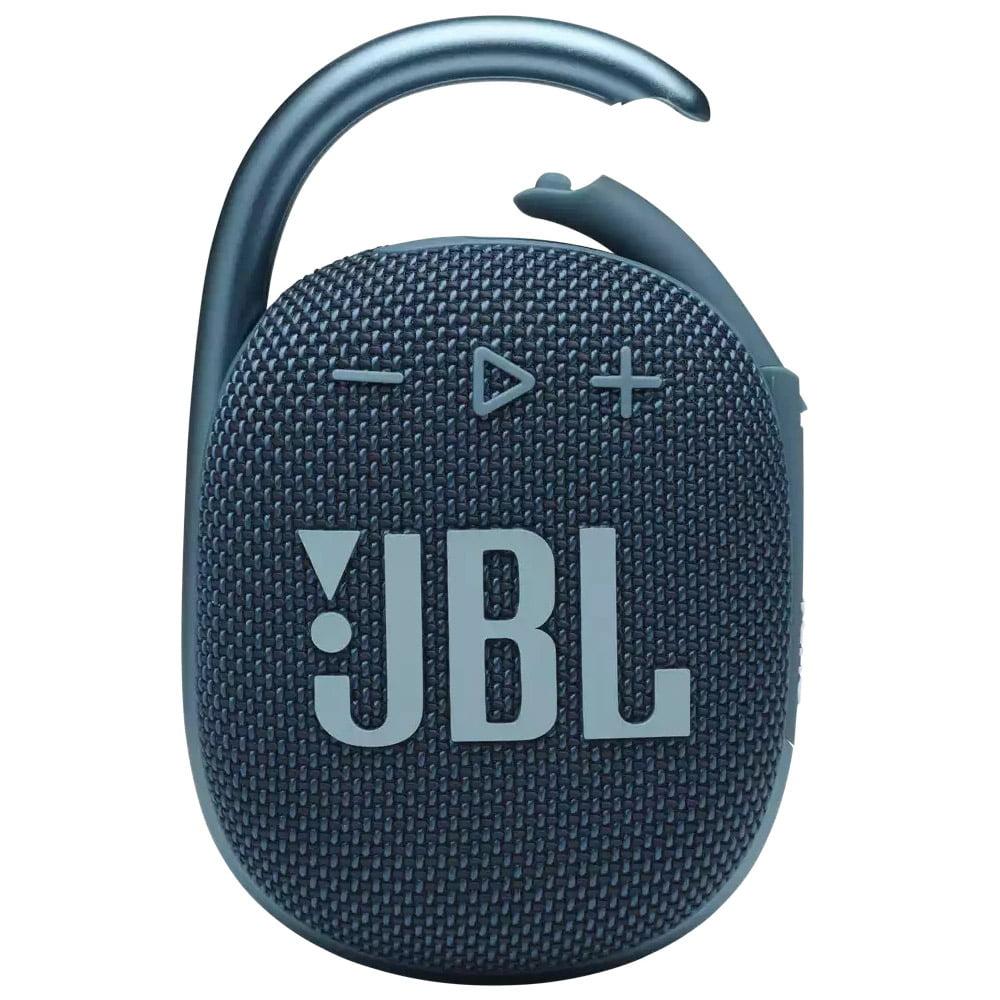Boxa portabila JBL Clip 4, Bluetooth, IP67, 10H, Blue