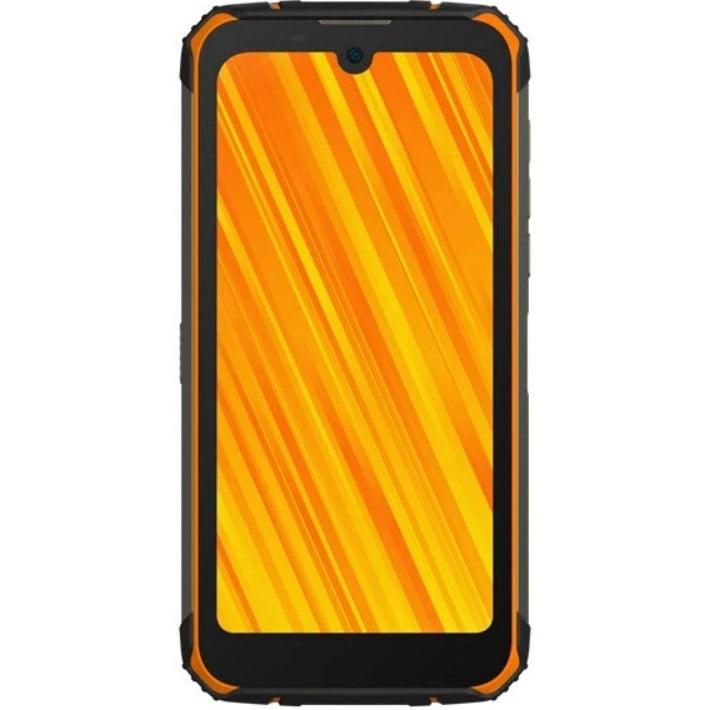 Telefon mobil Doogee S59 Pro, Dual SIM, 128GB, 4GB RAM, 4G, Orange