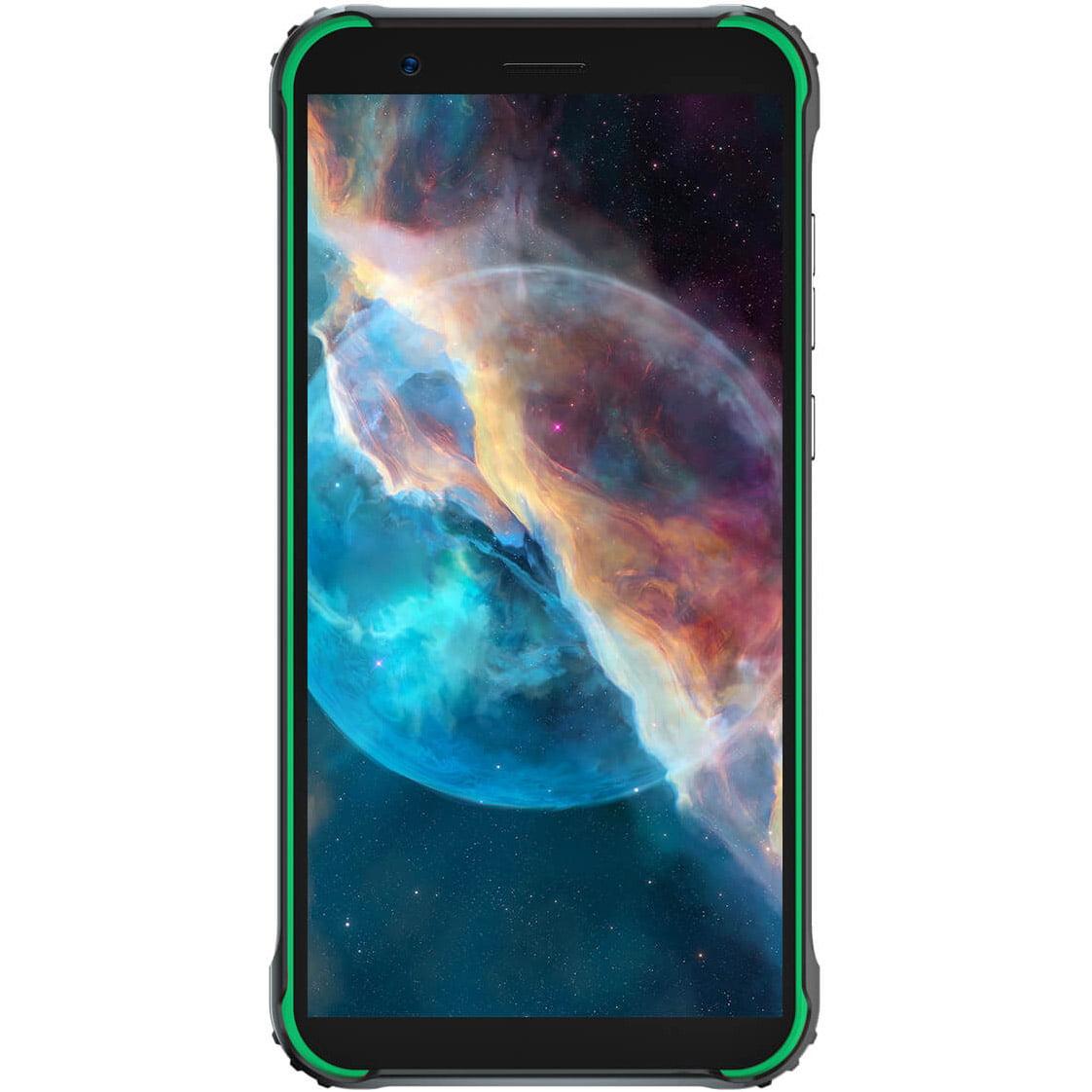 Telefon mobil Blackview BV4900 Pro, Dual SIM, 64GB, 4GB RAM, 4G, Green