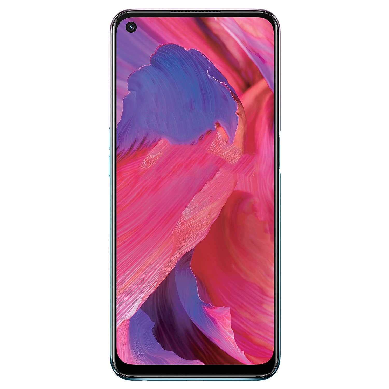 Telefon mobil Oppo A74, Dual SIM, 128GB, 6GB RAM, 5G, Fantastic Purple
