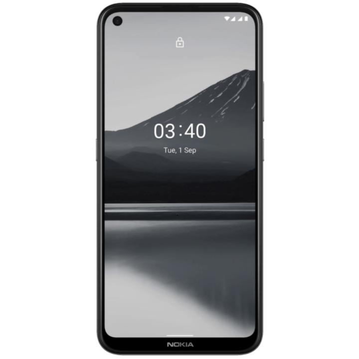 Telefon mobil Nokia 3.4, Dual Sim, 64GB, 3GB RAM, 4G, Grey