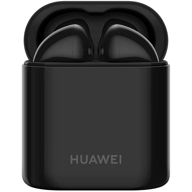 Casti In-Ear Huawei FreeBuds Pro 2, Bluetooth, Carcasa de incarcare portabila, Black