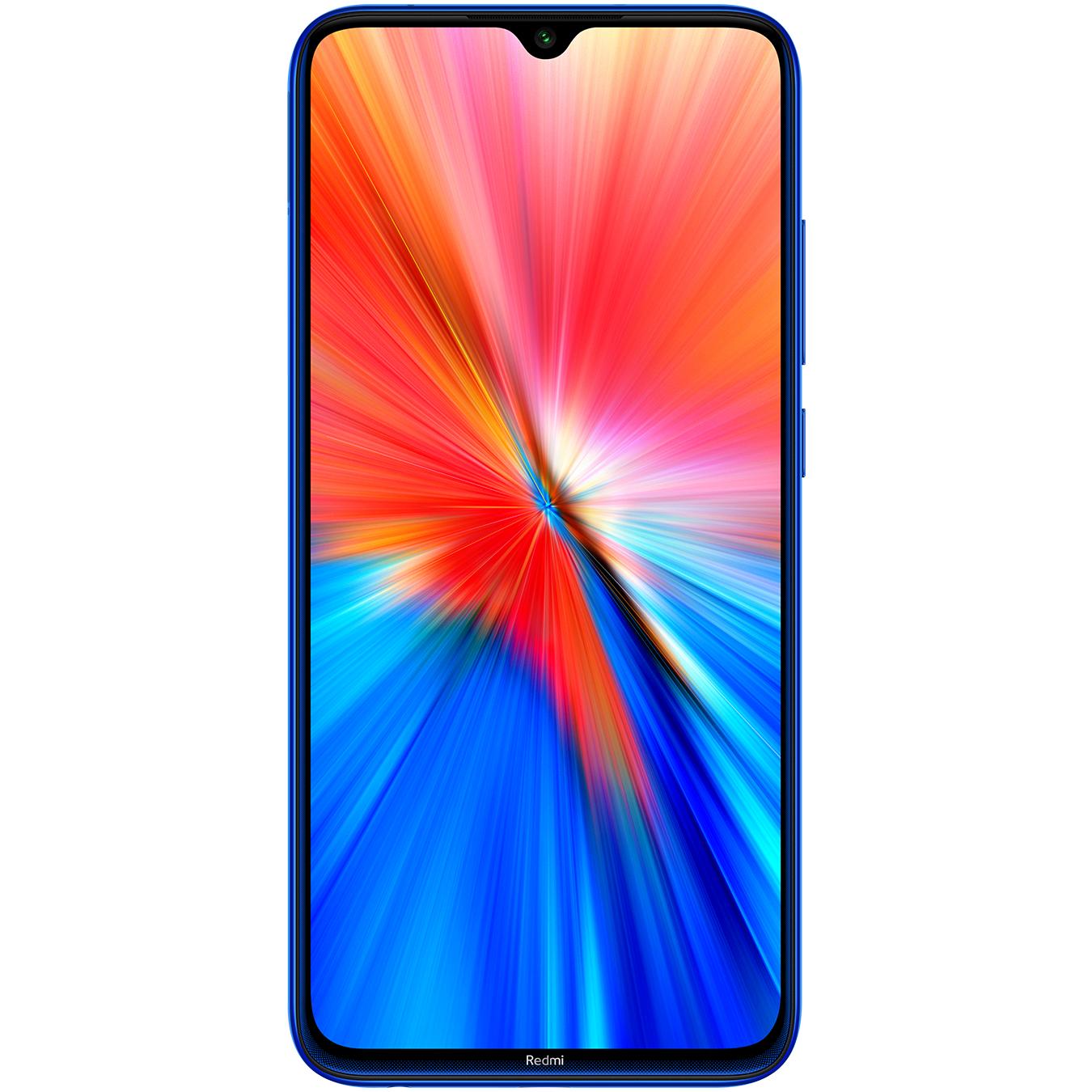 Telefon mobil Xiaomi Redmi Note 8 (2021), Dual SIM, 64GB, 4GB RAM, 4G, Neptune Blue