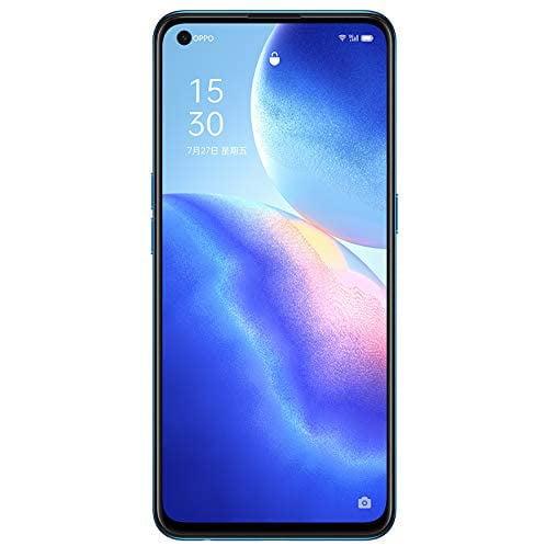 Telefon mobil Oppo Reno5, Dual SIM, 128GB, 8GB RAM, 5G, Starry Black
