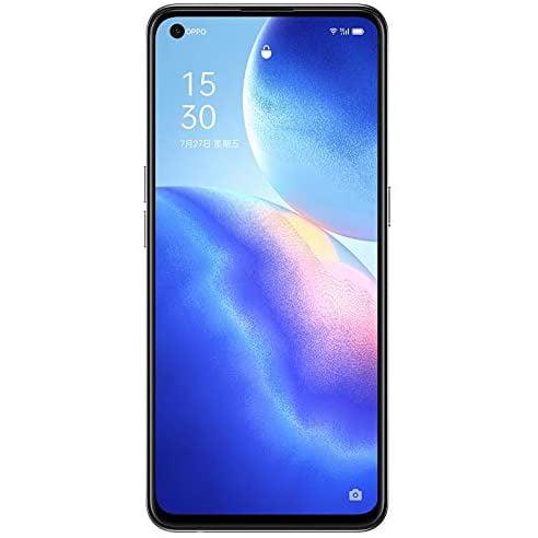Telefon mobil Oppo Reno5, Dual SIM, 128GB, 8GB RAM, 5G, Galactic Silver