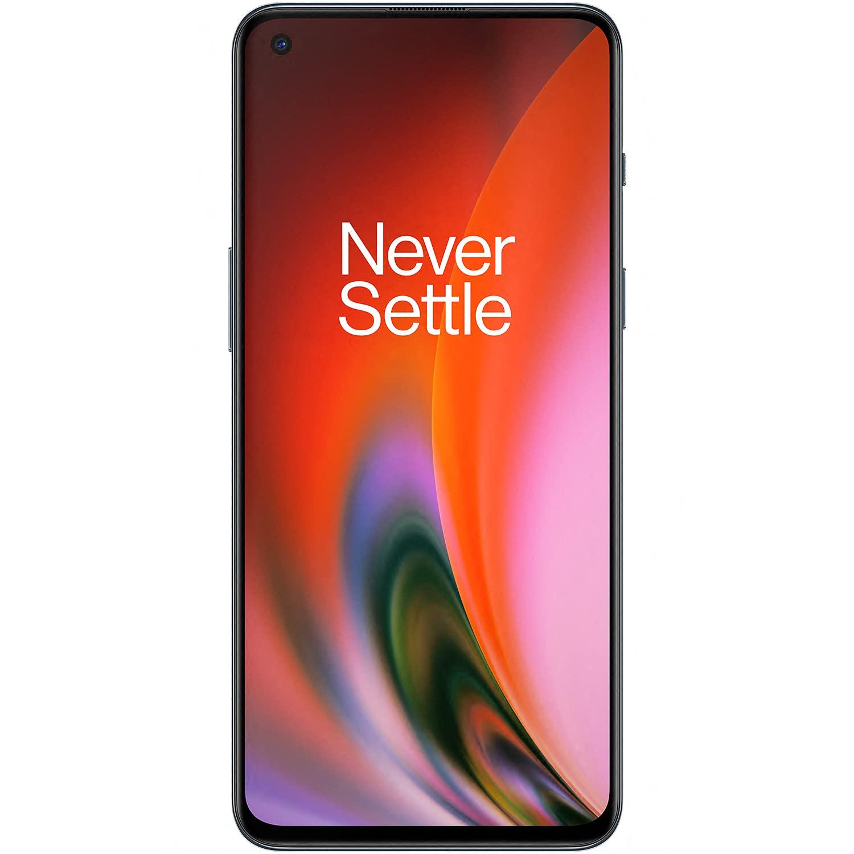 Telefon mobil OnePlus Nord 2, Dual SIM, 128GB, 8GB RAM, 5G, Gray Sierra