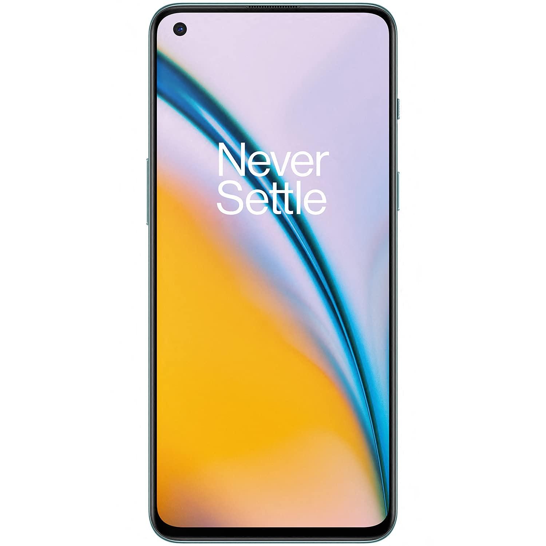 Telefon mobil OnePlus Nord 2, Dual SIM, 128GB, 8GB RAM, 5G, Blue Hase