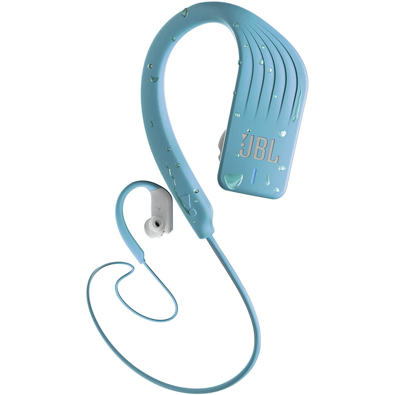 Casti In-Ear JBL Endurance Sprint, Wireless, Bluetooth, IPX7, Teal