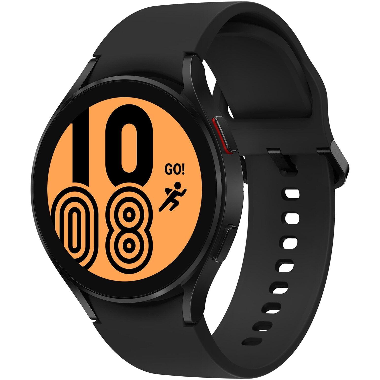 Ceas Smartwatch Samsung Galaxy Watch4, R870, 44mm, Bluetooth, Black
