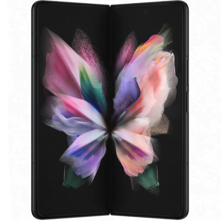 Telefon mobil Samsung Galaxy Z Fold3, 12GB RAM, 256GB, 5G, Phantom Black