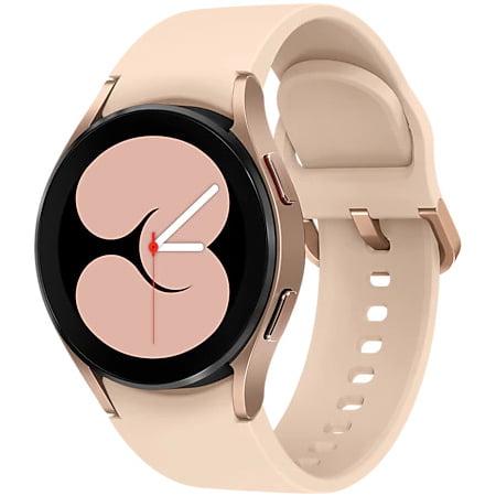 Ceas Smartwatch Samsung Galaxy Watch4, R865, 40mm, 4G, Pink Gold