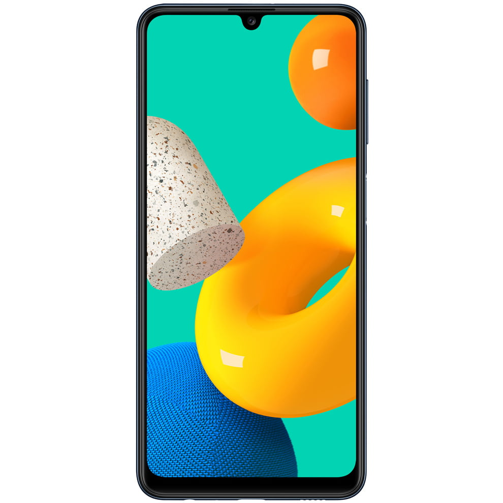 Telefon mobil Samsung Galaxy M32, Dual SIM, 128GB, 6GB RAM, 4G, Black