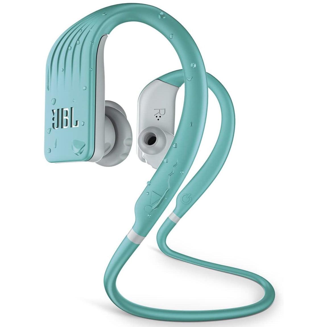 Casti In-Ear JBL Endurance Jump, Wireless, Bluetooth, Autonomie 8 ore, IPX7, Teal