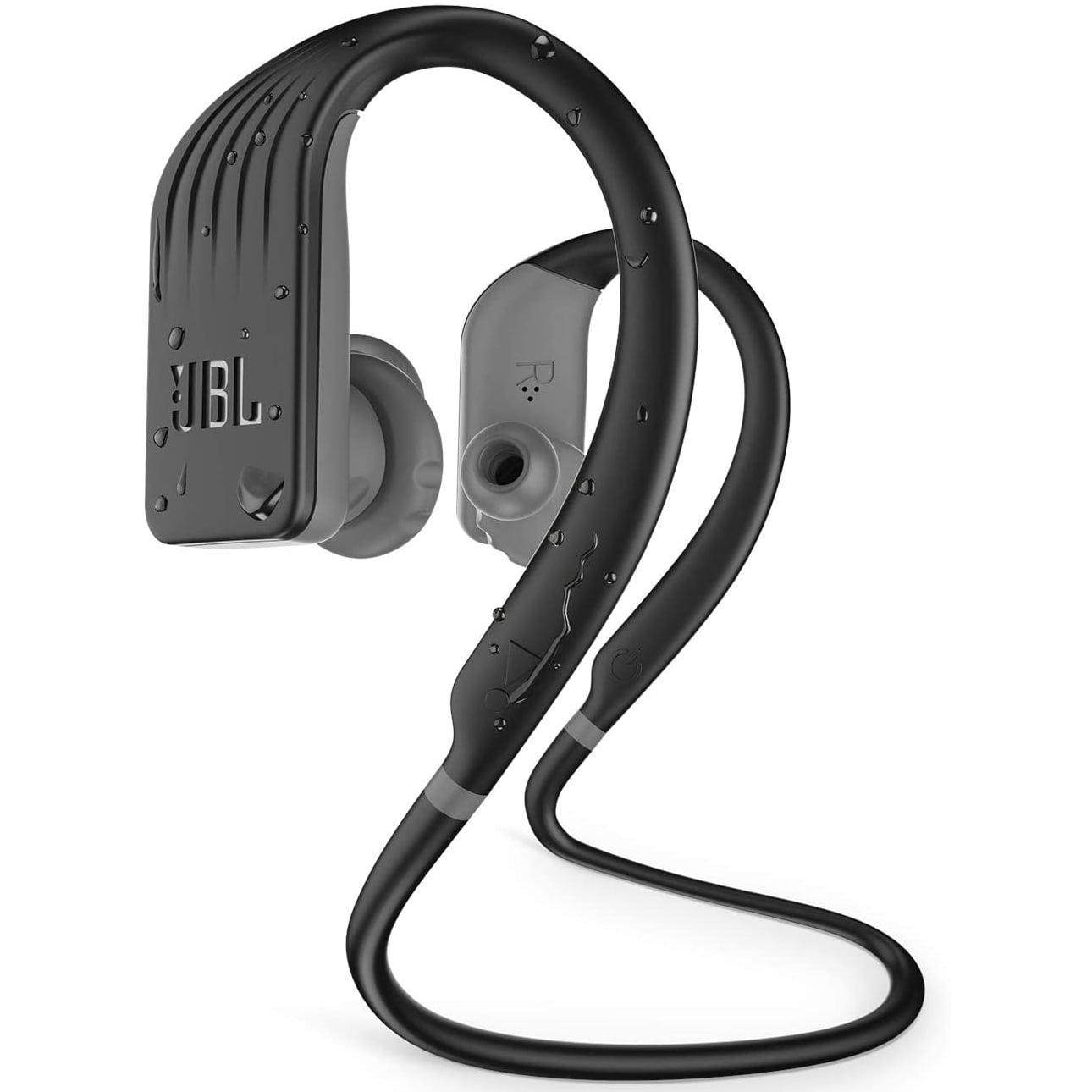 Casti In-Ear JBL Endurance Jump, Wireless, Bluetooth, Autonomie 8 ore, IPX7, Black