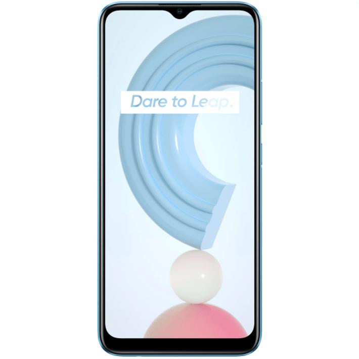 Telefon mobil Realme C21, Dual SIM, 64GB, 4GB RAM, 4G, Cross Blue
