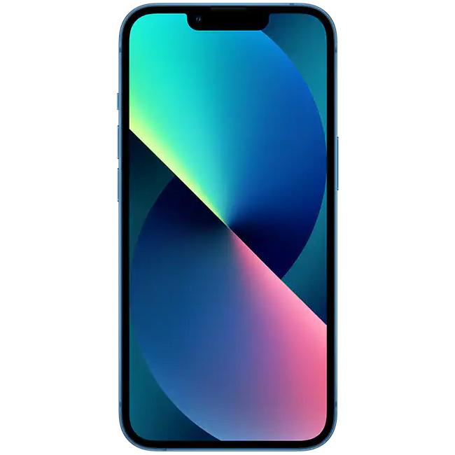 Telefon mobil Apple iPhone 13, 128GB, 4GB RAM, 5G, Blue