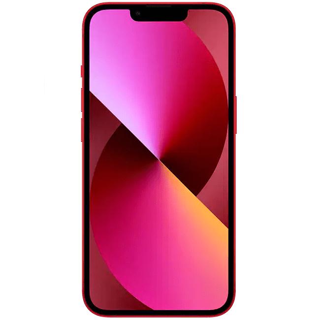 Telefon mobil Apple iPhone 13, 256GB, 4GB RAM, 5G, Red