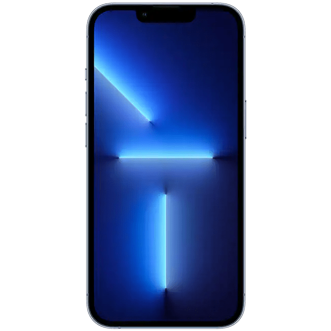 Telefon mobil Apple iPhone 13 Pro, 512GB, 6GB RAM, 5G, Sierra Blue