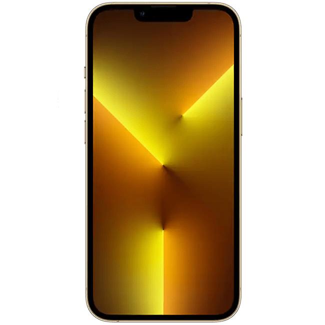 Telefon mobil Apple iPhone 13 Pro, 512GB, 6GB RAM, 5G, Gold