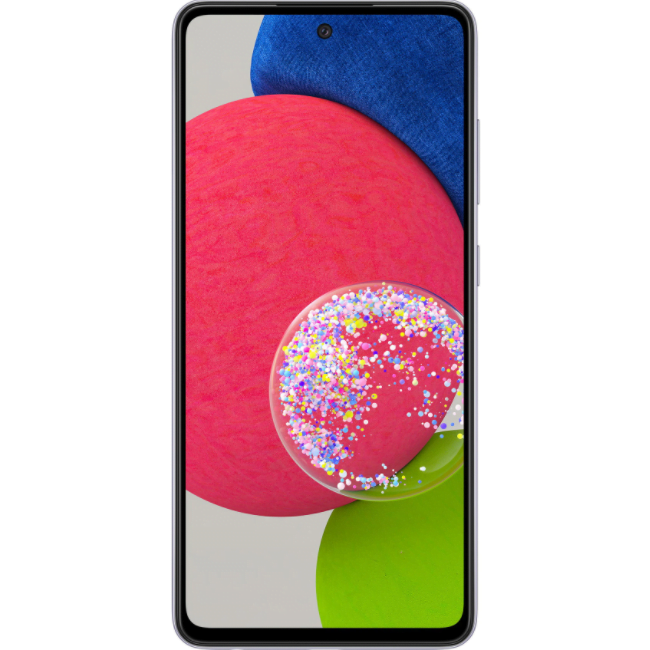 Telefon mobil Samsung Galaxy A52s, Dual SIM, 128GB, 6GB RAM, 5G, Awesome Violet