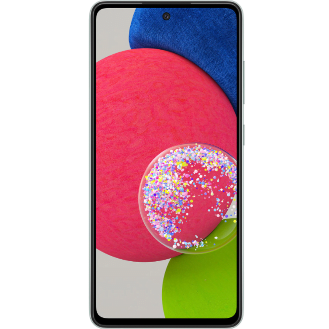 Telefon mobil Samsung Galaxy A52s, Dual SIM, 128GB, 6GB RAM, 5G, Awesome Mint