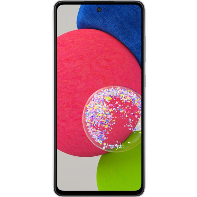 Telefon mobil Samsung Galaxy A52s, Dual SIM, 256GB, 8GB RAM, 5G, Awesome White