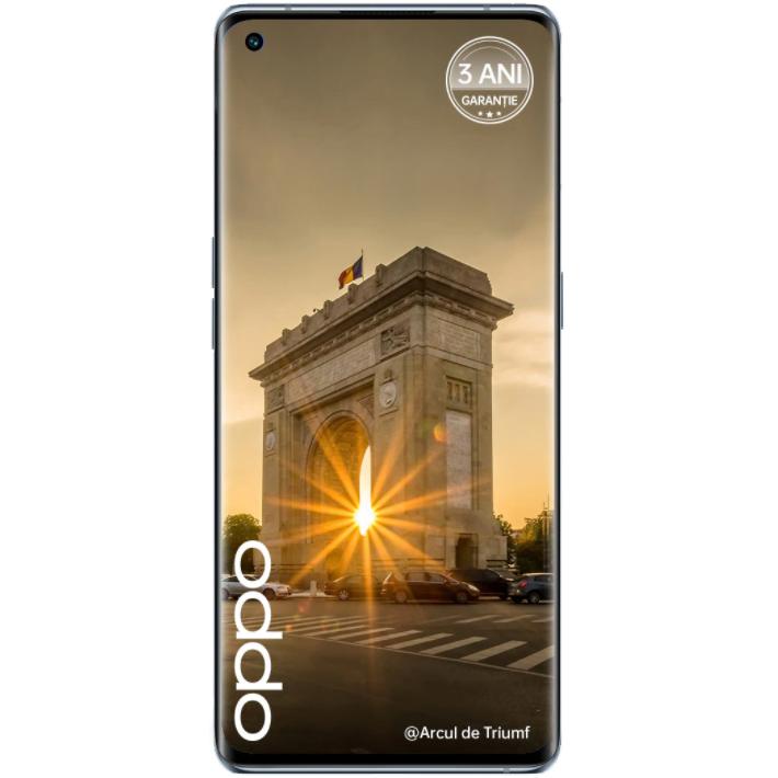 Telefon mobil Oppo Reno6 Pro, Dual SIM, 256GB, 12GB RAM, 5G, Arctic Blue