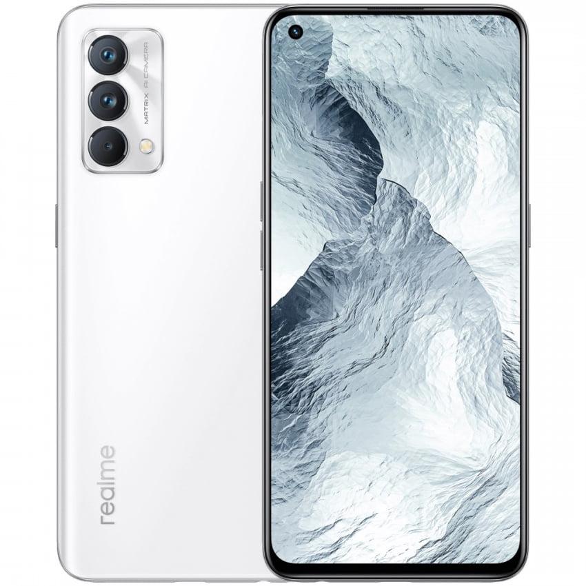 Telefon mobil Realme GT Master Edition, Dual SIM, 128GB, 6GB RAM, 5G, Luna White