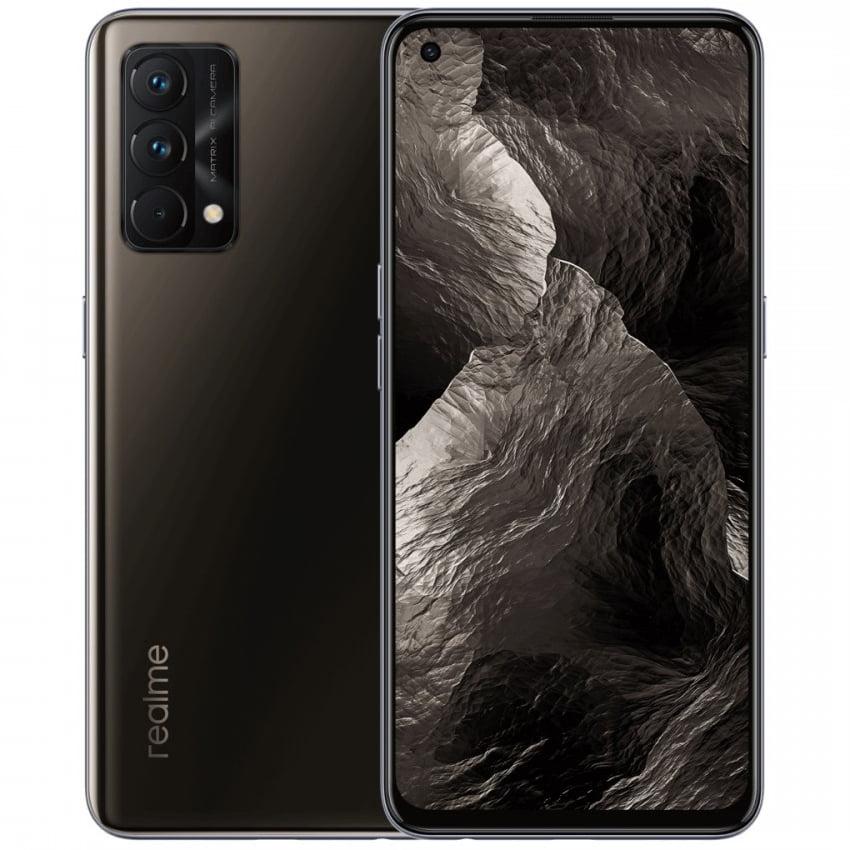 Telefon mobil Realme GT Master Edition, Dual SIM, 128GB, 6GB RAM, 5G, Cosmos Black