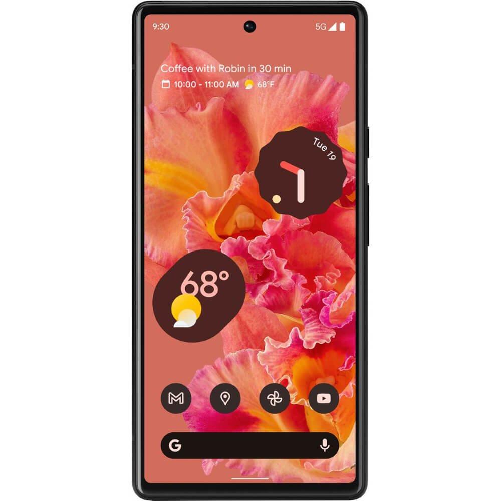 Telefon mobil Google Pixel 6, 128GB, 8GB RAM, 5G, Kinda Coral